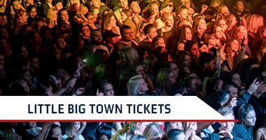 Little Big Town Tickets Promo Code