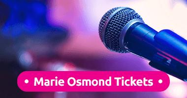 Marie Osmond Tickets Promo Code