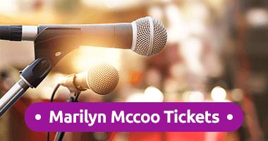 Marilyn Mccoo Tickets Promo Code