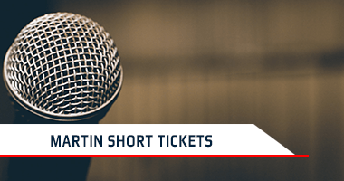 Martin Short Tickets Promo Code