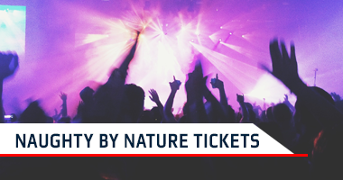Naughty By Nature Tickets Promo Code