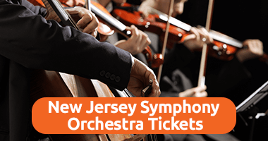 New Jersey Symphony Orchestra Tickets Promo Code