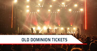 Old Dominion Tickets Promo Code