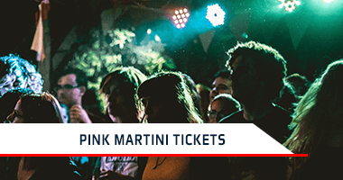 Pink Martini Tickets Promo Code