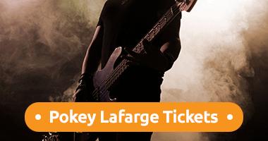 Pokey Lafarge Tickets Promo Code