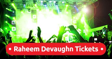 Raheem Devaughn Tickets Promo Code