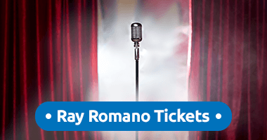 Ray Romano Tickets Promo Code