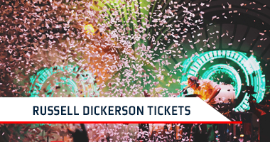 Russell Dickerson Tickets Promo Code