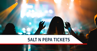 Salt N Pepa Tickets Promo Code