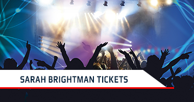Sarah Brightman Tickets Promo Code