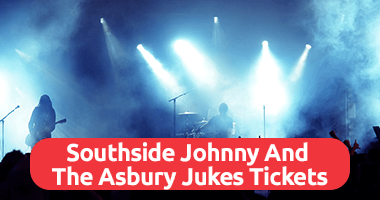 Southside Johnny And The Asbury Jukes Tickets Promo Code
