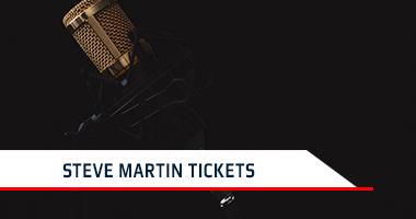 Steve Martin Tickets Promo Code