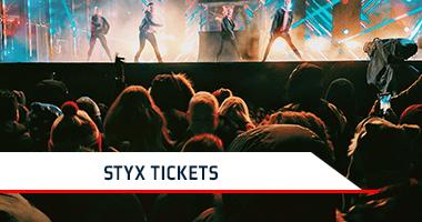 Styx Tickets Promo Code