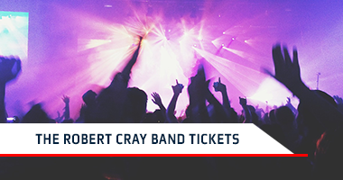 The Robert Cray Band Tickets Promo Code