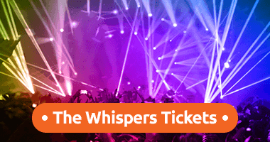 The Whispers Tickets Promo Code