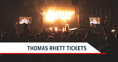 Thomas Rhett Tickets Promo Code