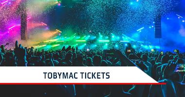 Tobymac Tickets Promo Code