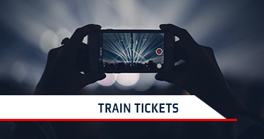 Train Tickets Promo Code