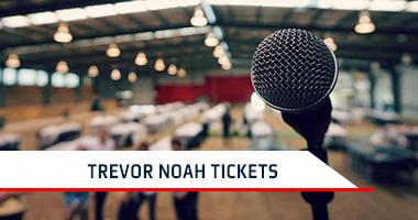 Trevor Noah Tickets Promo Code