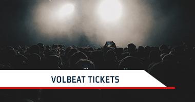 Volbeat Tickets Promo Code