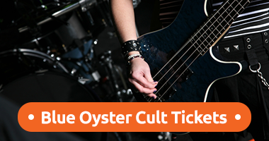 Blue Oyster Cult Tickets Promo Code