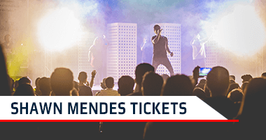 Shawn Mendes Tickets Promo Code