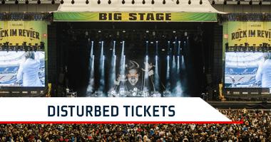 Disturbed Tickets Promo Code