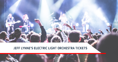 Jeff Lynne's Electric Light Orchestra Tickets Promo Code